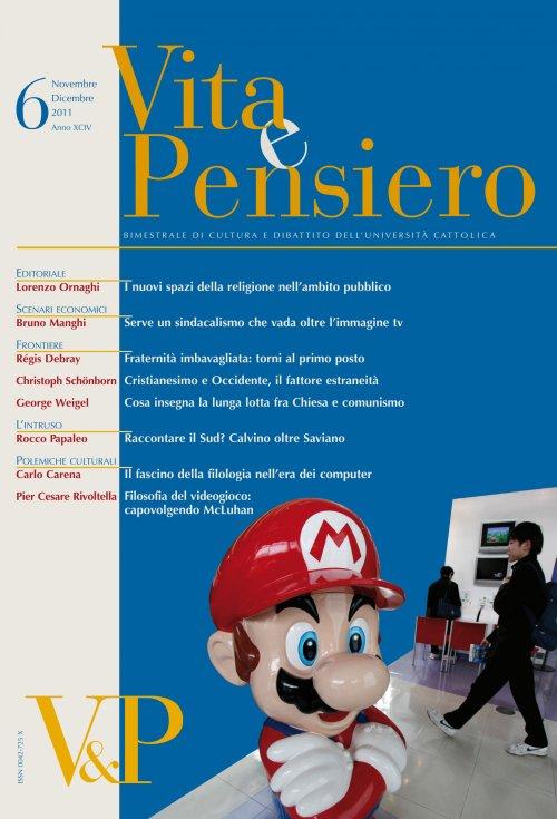 VITA E PENSIERO - 2011 - 6