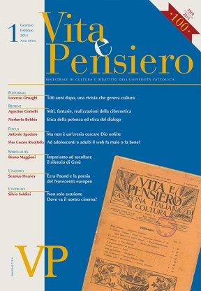 VITA E PENSIERO - 2014 - 1